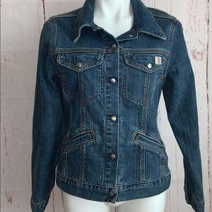 Carhartt Women's Medium Jean Jacket